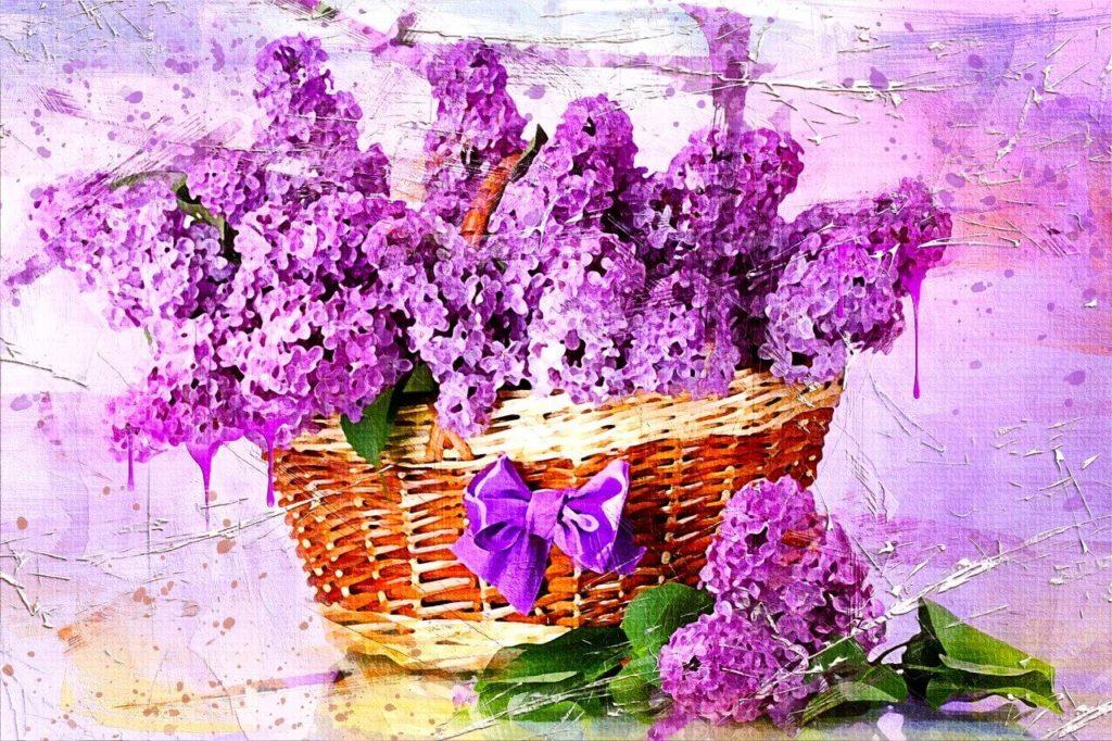 Anyák napja érdekességek- virágkosár